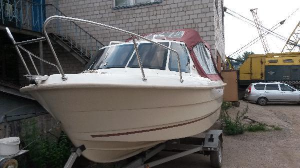 Доставка катера из Ижевска в Санкт-Петербург