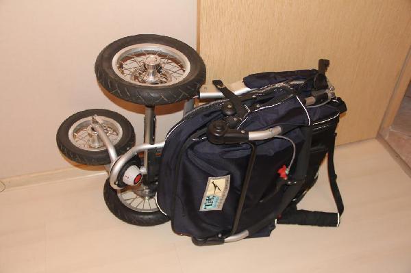 транспортировать коляску б/у дешево попутно из Калининграда в Химки