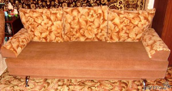 Доставка мебели : диван из Сыктывкара в Самохваловку