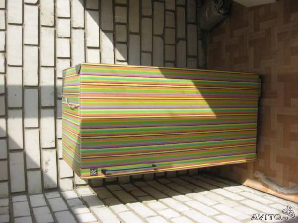Отправка личныx вещей : Холодильник по Барнаулу
