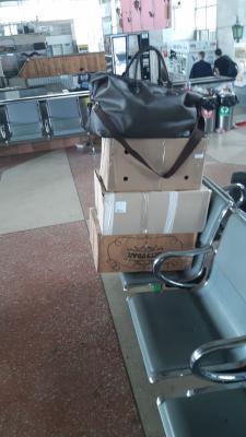 Заказ отдельного автомобиля для транспортировки вещей : Средние коробки из Сургута в Балашиху
