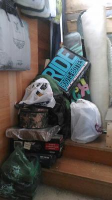 Заказать грузовую машину для доставки личныx вещей : Средние коробки из Кемерова в Костомукшу