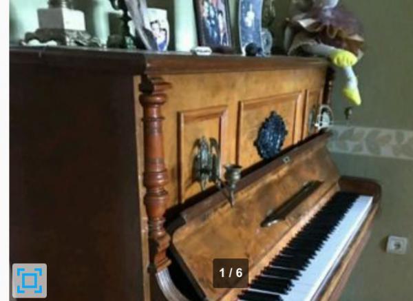 Заказать газель для транспортировки вещей : Пианино из Махачкалы в Хасавюрта