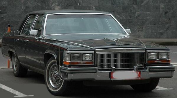 Стоимость перевозки Cadillac De  Ville
