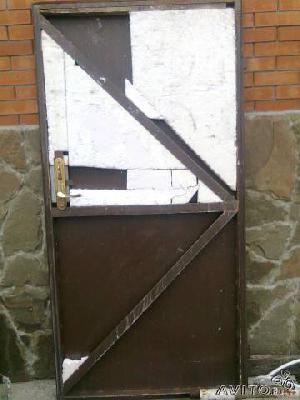 Доставка железной входной двери б/у, сантехника, мебель по Ростову-на-Дону