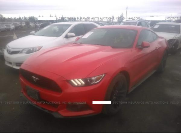 Стоимость перевозки Ford Mustang