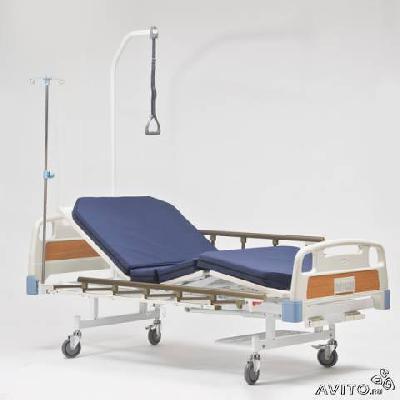 Заказ авто для транспортировки личныx вещей : Кровать медицинская Армед 3-х секционная из Санкт-Петербурга в Кострому