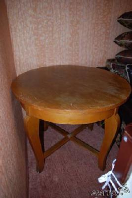 Заказ авто для отправки мебели : Круглый раздвижной стол из Ключевого Лога в Снт Малахит
