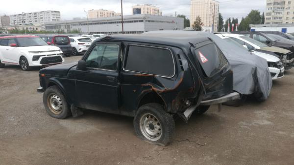 Стоимость перевозки Lada (ВАЗ) 2121 (4x4)