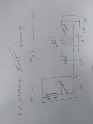 Заказ авто для отправки личныx вещей : Угловой диван из Одинцова в Нижний Новгород