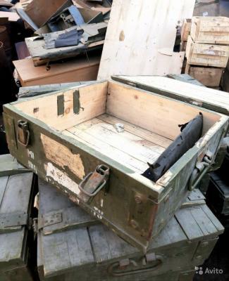 перевозка пустой армейской Тары догрузом из Ростова-на-Дону в Тулу