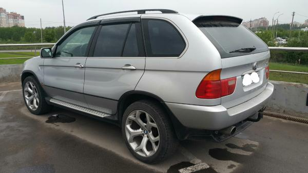 Стоимость перевозки BMW X5