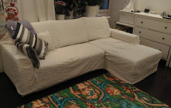 Доставка мебели диван угловой по Москве