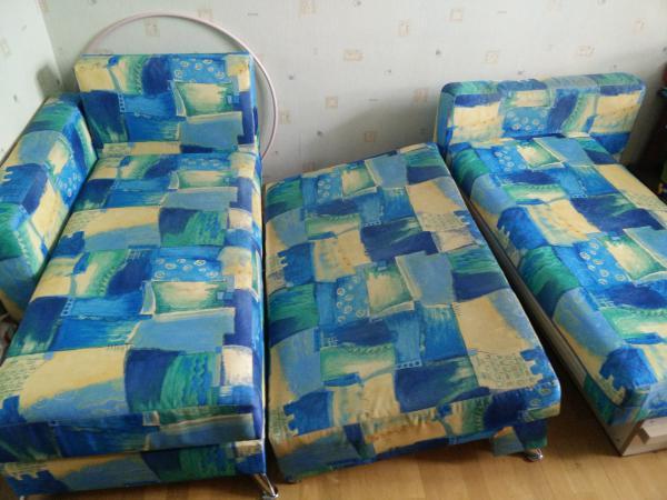 Заказ автомобиля для транспортировки мебели : Угловой диван, Складной стол по Москве