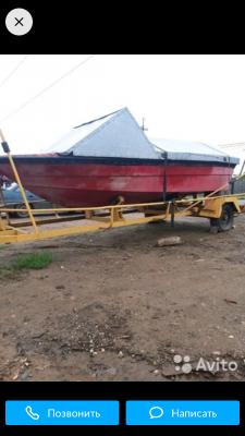 отвезти катер На прицепе цена догрузом из Воткинска в Ростов-на-Дону