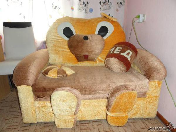 Перевозка личныx вещей : Детский диван