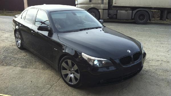 Легковой а.м BMW E60 2005г