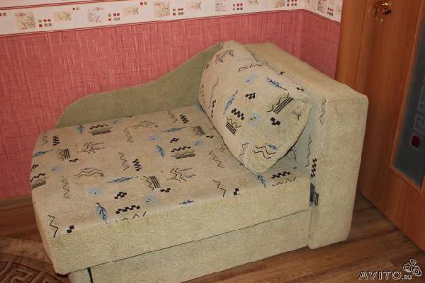 Заказ авто для транспортировки вещей : Детский диванчик по Санкт-Петербургу