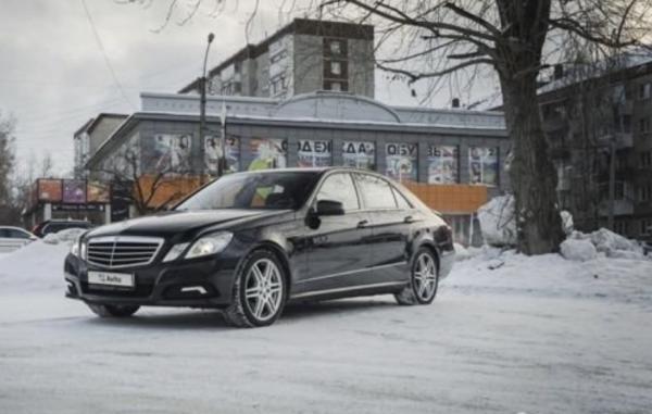 Стоимость перевозки Mercedes-Benz E 500