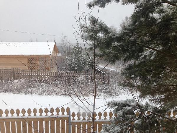 Перевезти домик 9 м на 3 м, крыша двускатная, см фото из Заокского района в Старую купавну