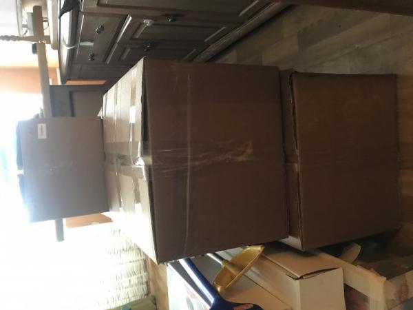 Заказать авто для доставки мебели : Картонная коробка, Самокат из Москвы в Сочи