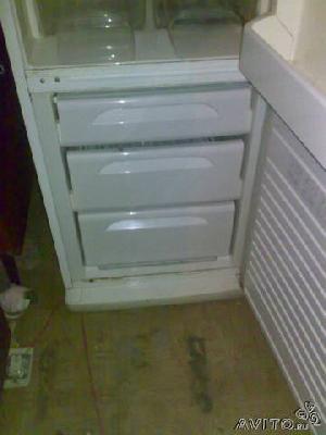 Заказ отдельного автомобиля для транспортировки вещей : холодильник