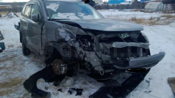 Перевозка автомобиля митсубиши оутлендер / 2012 г / 1 шт из Чита в Усолье-Сибирское