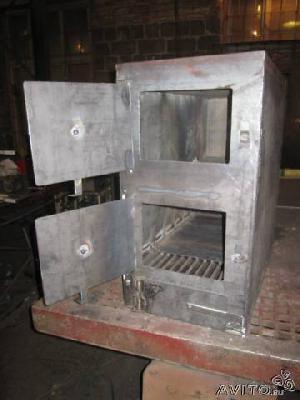 Заказ отдельного автомобиля для транспортировки вещей : Непрогорающие печи для бань из Екатеринбурга в Шенджийское