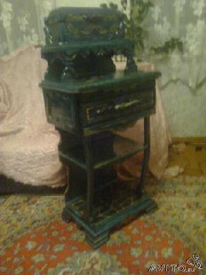 Заказ отдельной машины для перевозки личныx вещей : Мебель под старину из Туяляса в Тольятти