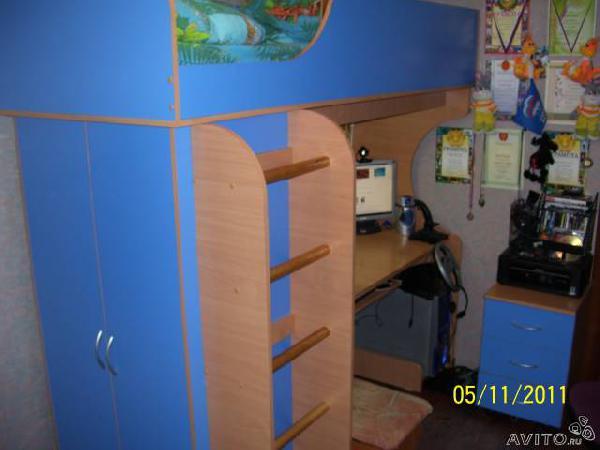 Заказ отдельной машины для перевозки личныx вещей : Набор детской мебели из Урмиязов в Одоевского района