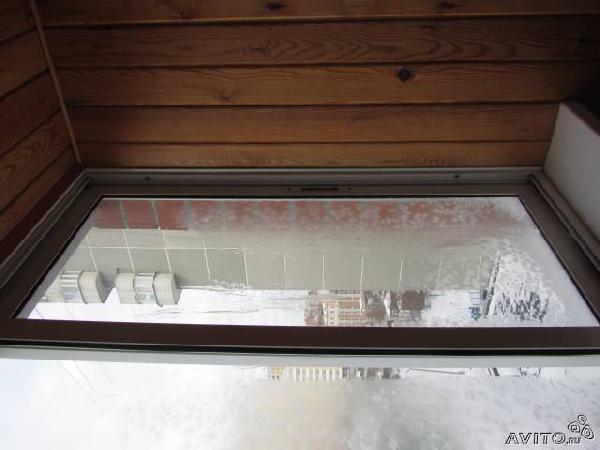 Транспортировка вещей : Раздвижные окна для балкона из Екатеринбурга в Садовый