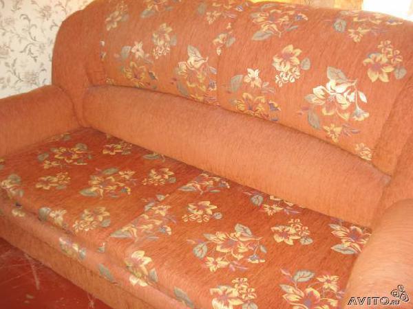 Дешевая доставка дивана-кроватя, в хорошем состо по Ростову-на-Дону