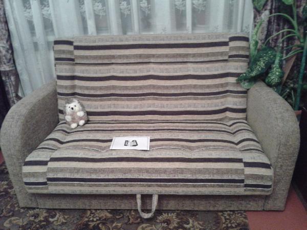 Заказ отдельного автомобиля для отправки мебели : Диван, Личные вещи из Калуги в Брасово
