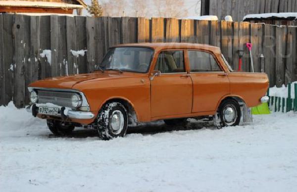 Перевозка автомобиля Москвич  412 / 1981 г / 1 шт