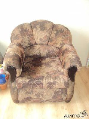 Доставить Кресло-кровать из Санкт-Петербурга в деревню Лупполово