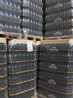 Перевозка пустой винной бутылки дешево из Крымска в Севастополь