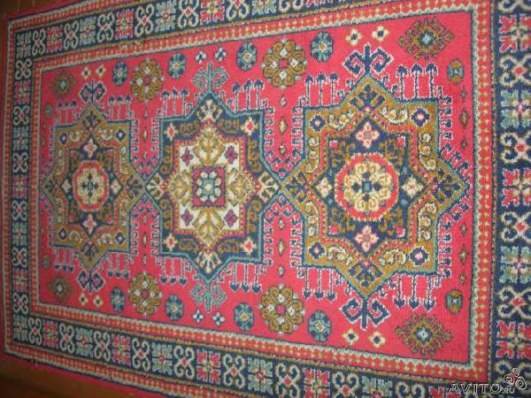 Заказать машину для доставки мебели : Ковер шерстяной из Тотьмы в Байкала
