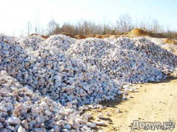 Транспортировка мебели : Щебень 2000 тон из Казани в Болотино