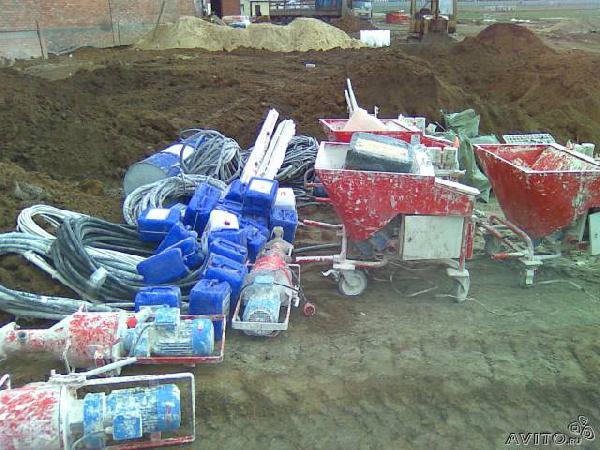 Сколько стоит доставка штукатурной станции kaleta 5 из Таганрога в Аромата
