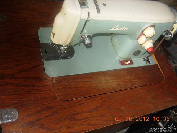 Транспортировка мебели : Швейная машина лада из Орла в Садоводческое товарищество N48