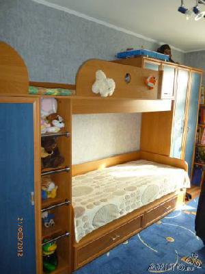 Перевозка двухъярусной кровати из Новокузнецка в Ленинск-кузнецкий