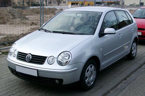Стоимость перевозки Volkswagen Polo