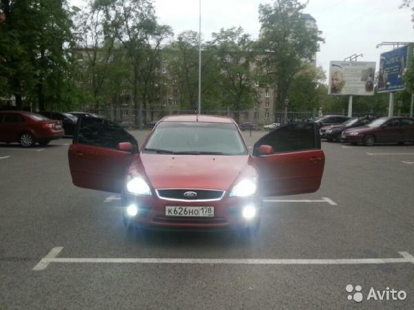 Перевозка автомобиля Форд фокус 2 купе