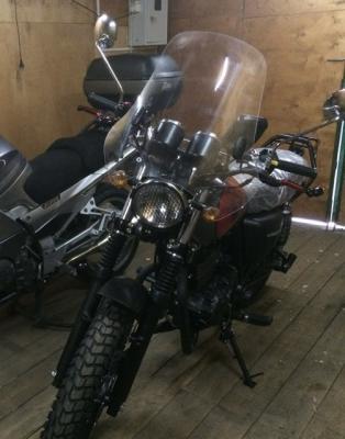 Перевозка скутера стоимость из Москвы в Барнаул