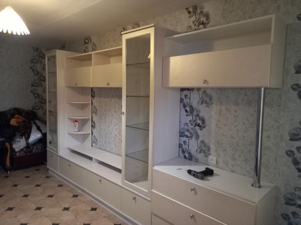 Отправка личныx вещей : Мебельная стенка, Диван раскладной, Стиральная машина, Компьютер, Вещи в коробках из Москвы в Улан-Удэ
