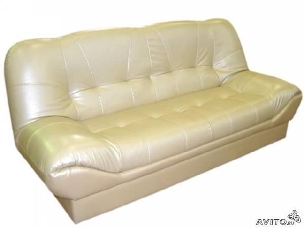 Транспортировать Кожаный диван раскладной