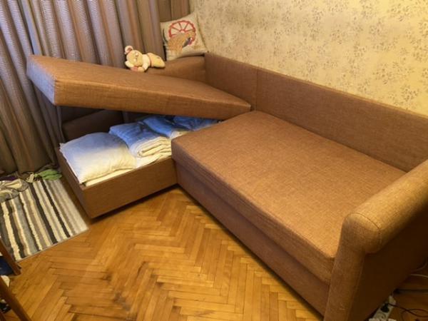 Перевозка личныx вещей : Шкаф, Угловой диван, Подушки из Москвы в Коврова
