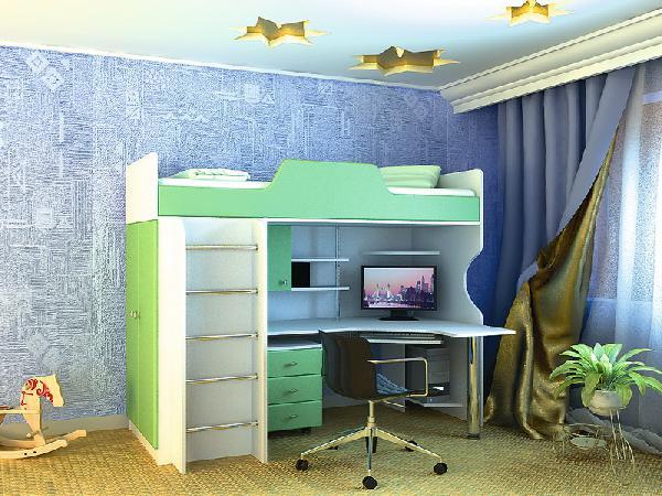 Доставка мебели в Крым из Кузнецка в Алушту