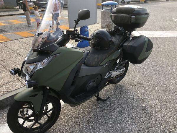 Стоимость перевозки Honda Integra
