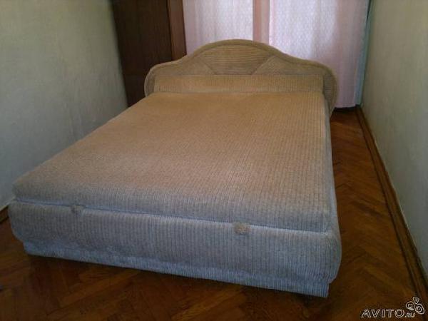 Заказ авто для транспортировки вещей : Кровать двухспальная по Санкт-Петербургу